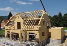 certified timber frame construction